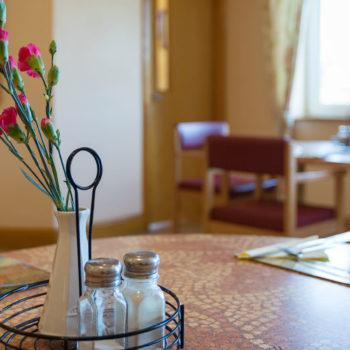 Dining Room at Killure Bridge